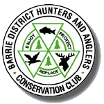 Barrie District Hunters & Anglers Conservation Club
